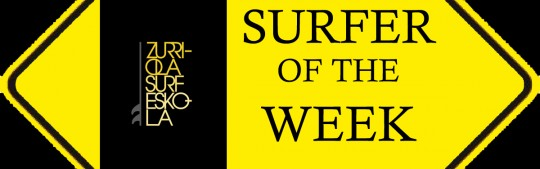 SURFER OF THE WEEK